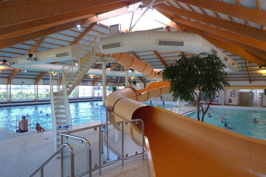 rijswijk – overdekt zwembad | architectenbureau willem de groot