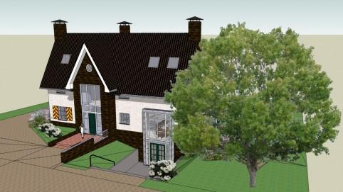 De Groot Wonen Apeldoorn.Nieuw Wonen Architectenbureau Willem De Groot Apeldoorn